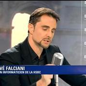 HSBC: On parle du blanchiment d'argent mais le pire c'est le 'noirciment', confie Falciani