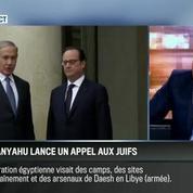 Brunet : Attentats de Copenhague: Netanyahu appelle les juifs d'Europe à rejoindre Israël
