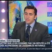 Enquête sur le RSI: pourquoi les parlementaires s'en mêlent-ils?: Julien Aubert –