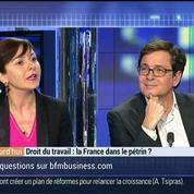 Droit du travail: la France dans le pétrin ? (3/4)