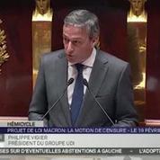 Philippe Vigier (UDI) :