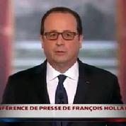 Hollande : «La France n'est pas en guerre en Ukraine»
