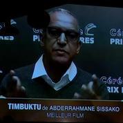 Prix Lumières pour Timbuktu: On ne peut pas céder à la peur