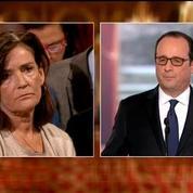 Hollande évoque le sentiment d'être discriminé dans certains quartiers