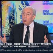Réforme du dialogue social: Que propose le Medef ?: Jean-François Pilliard