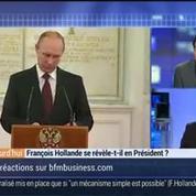 François Hollande se révèle-t-il en Président ? (2/4)