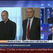 Ukraine et Grèce: l'Europe saura-t-elle faire face ? (2/4)