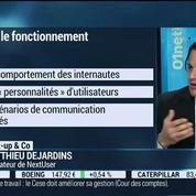 Start-up & Co: NextUser, la start-up française qui pitche devant Richard Branson