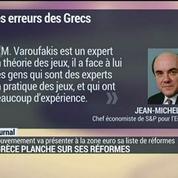 La Grèce planche sur ses réformes