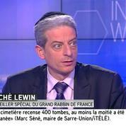 Moché Lewin, conseiller spécial du Grand Rabbin de Fance : « On n'a pas pris la mesure de ce qu'il se passait »