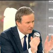 HSBC Suisse: Hervé Falciani est un homme courageux, estime Dupont-Aignan