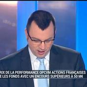 Prix de la performance OPCVM Actions Françaises de l'année: Moneta Multi Caps, Romain Burnand