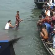 Bangladesh : le naufrage d'un ferry fait près de 70 morts