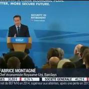 Élections législatives au Royaume-Uni: Le résultat stresse les marchés: Fabrice Montagné