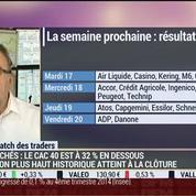 Le Match des Traders: Jean-Louis Cussac VS Jérôme Vinerier