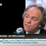 Le parti pris d'Hervé Gattegno: La loi Macron est un triple échec pour François Hollande !
