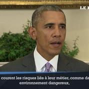 Obama : «L'État islamique va perdre»