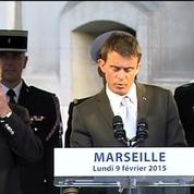 Délinquance: Valls se félicite de très bons résultats à Marseille