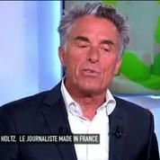 Commentaires sportifs : le coup de gueule de Gérard Holtz