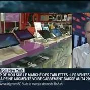 Gros coup de mou sur le marché des tablettes: Jean-Bernard Caddier
