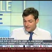 Le Club de la Bourse: Alain Crouzat, Pierre-Alexis Dumont et Nicolas Chéron