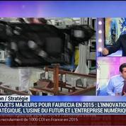 Faurecia: quels projets d'investissement pour 2015 ? -