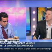 Offshore 5 millions: un jeu d'argent stratégique et ludique: Cyril de Bréville
