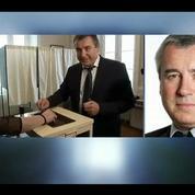Doubs: Il faut se déconnecter des partis politiques, dit le candidat PS, Frédéric Barbier