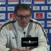 Football / Blanc : Maintenir notre confiance à Cavani