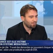 Laurent Obertone: L'invité de Ruth Elkrief