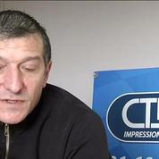 Frères Kouachi: l'ancien otage Michel Catalano encore sous le choc