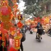 L'Asie se prépare au nouvel an chinois