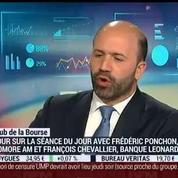 Le Club de la Bourse: Frédéric Ponchon, François Chevallier et Frédéric Rozier