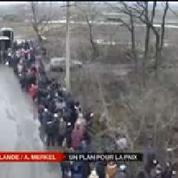 Ukraine : Évacuation massive de la population