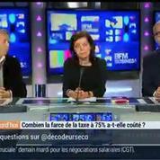 Combien la farce de la taxe à 75% a-t-elle coûté ? (2/4) –
