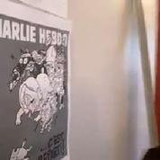 Nouveau numéro de Charlie Hebdo : «Maintenant, on est repartis»