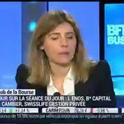 Le Club de la Bourse: Christian Cambier, Isabelle Enos et Jérôme Vinerier