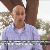 Better Energy L'arbre solaire multifonction, eTree: Michael Lasry (3/5)