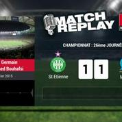 Saint-Etienne - Marseille (2-2) : le Match Replay avec le son de RMC Sport