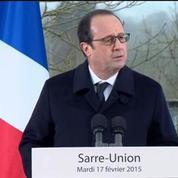 «Le dispositif de protection des lieux de culte sera maintenu» annonce Hollande