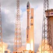 Le lancement réussi du mini vaisseau spatial européen IXV