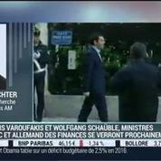 La Grèce est en quête de soutiens européens pour renégocier sa dette: Philippe Waechter