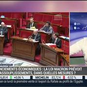 Guillaume Paul: Licenciements économiques: Que va changer la loi Macron ?