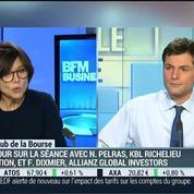Le Club de la Bourse: Nathalie Pelras, Franck Dixmier et Xavier Robert –