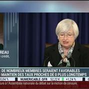 La Fed craint le relèvement prématuré des taux d'intérêt: Philippe Bodereau