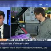 La SNCF prend-elle trop tard le train du numérique ? (3/4)