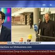 Grèce: l'heure est-elle à l'apaisement ? (2/4) –