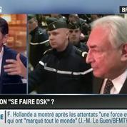 Brunet & Neumann: Affaire du Carlton: veut-on se faire DSK?