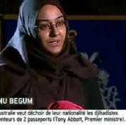 Trois adolescentes anglaises parties faire le djihad