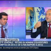 Conflit russo-ukrainien et crise grecque: quels impacts sur les activités de la Société Générale?: Frédéric Oudéa